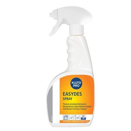 Easydes ytdesinfektion spray 750ml Kiilto