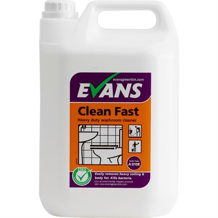 Clean Fast Grovrent bad 5 lit